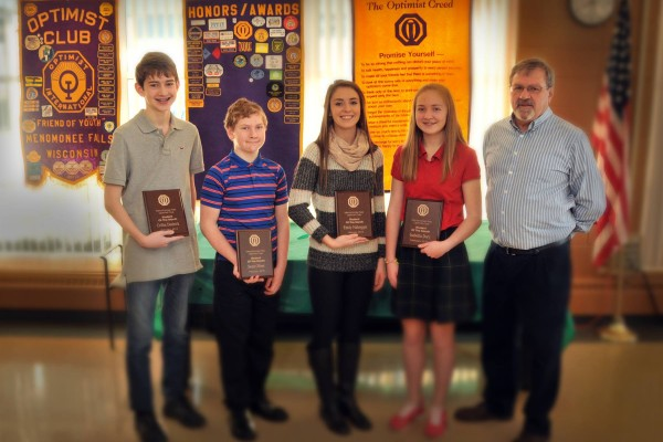 Students of the Month Feb2015