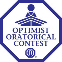 Optimist Oratorical Contest logo