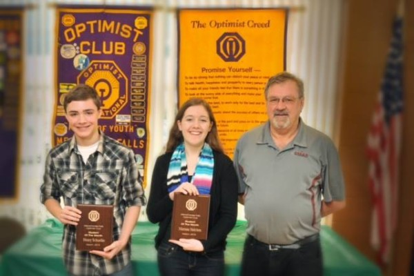 Students of the Month - March 2015