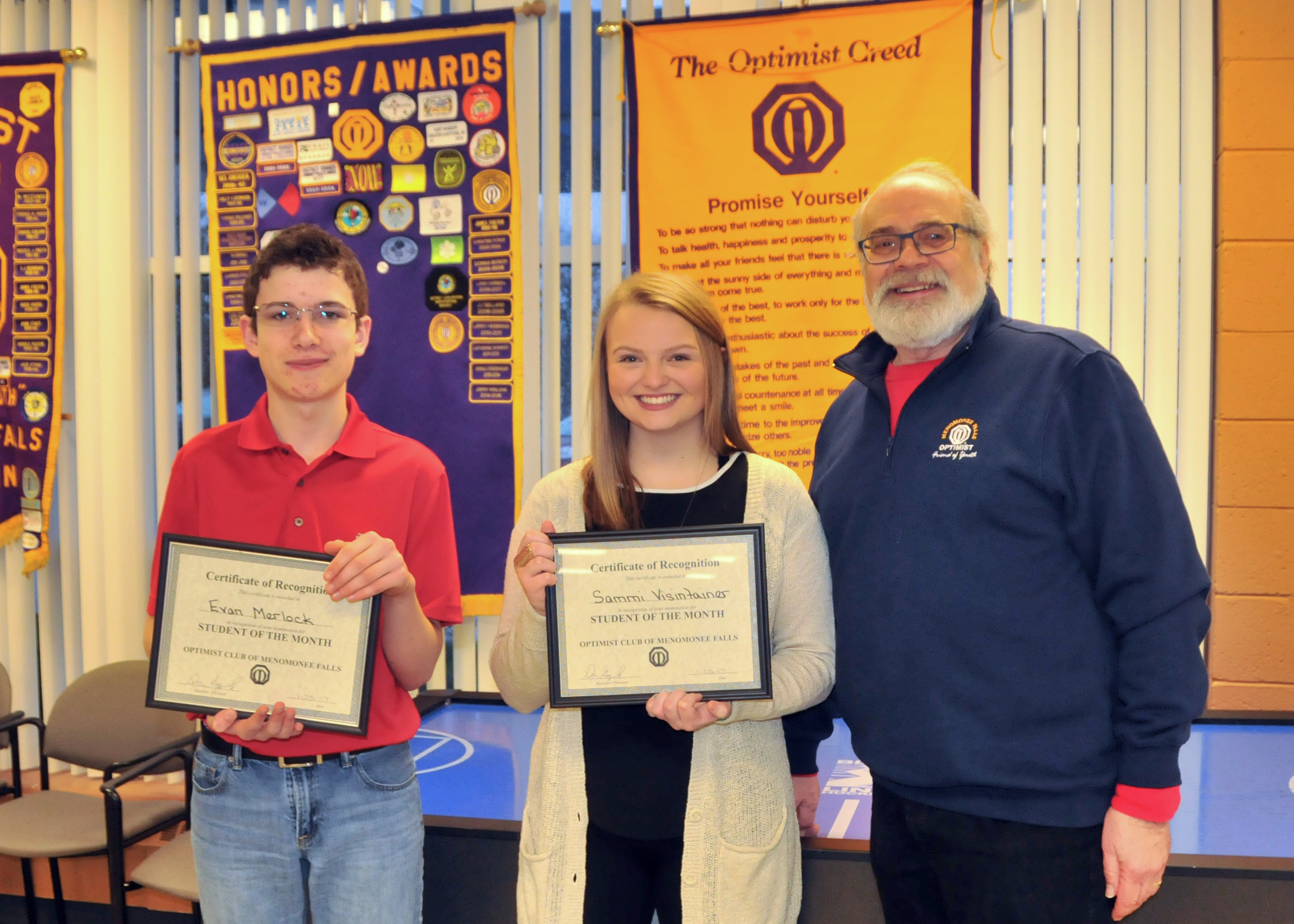 optimist club essay the power of one