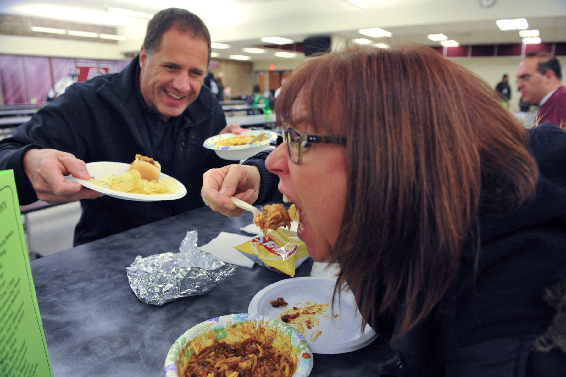 Chili Dinner   Optimist Club of Menomonee Falls