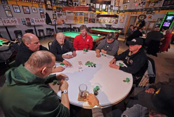 Poker Tournament January 2017