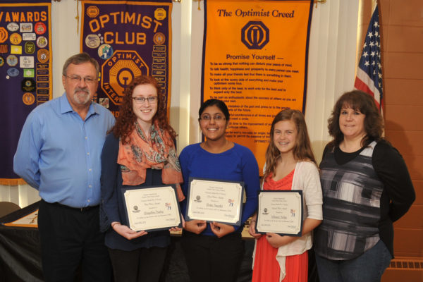 2015 Essay Contest Winners
